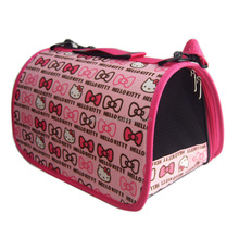 Outdoor Use Lovely Dog Cat Pet Carrier Bags