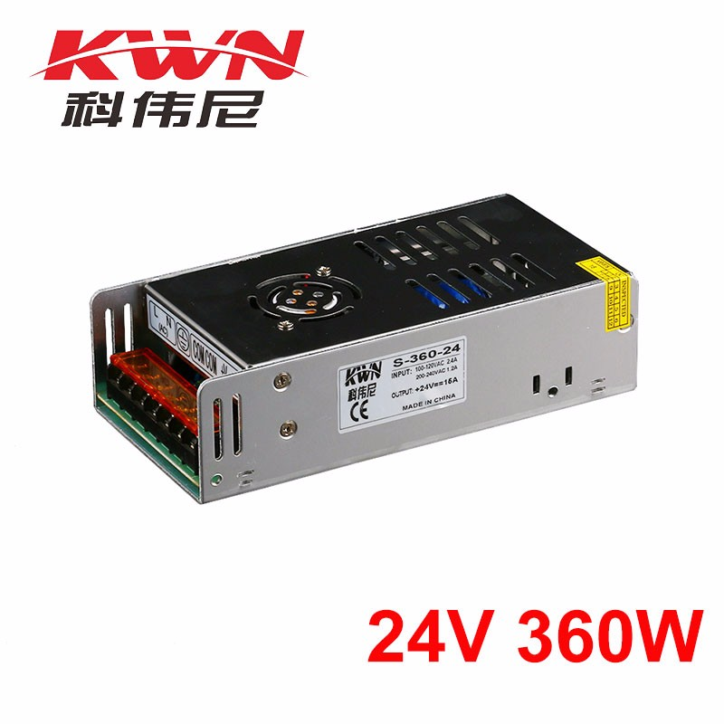 Shenzhen Supplier Fast Shipping Industrial Series 220vac 24vac Power Supply
