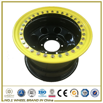 made in china SUV Steel Wheels