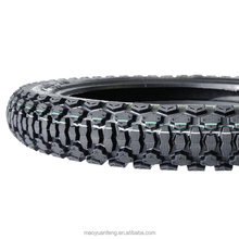made in china high quality cross country motorcycle tire 2.75-18 with inner tube or tubeless