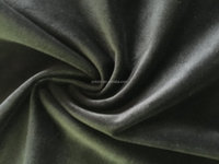 jiaxing manufacturer cheap and high quality 100% polyester velvet fabric for men's suit
