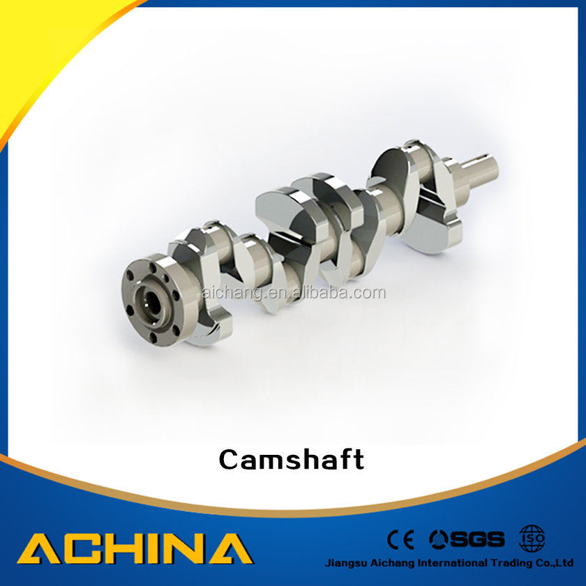 Forged Camshaft diesel engine spare parts for Mitsubishi 6D31