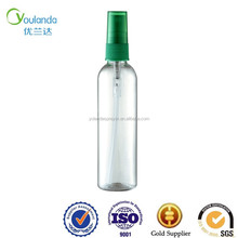 hot selling 100ml toilet cleaner bottle 100ml hand wash bottles trigger sprayer 100ml plastic bottle 100ml with spray trigger