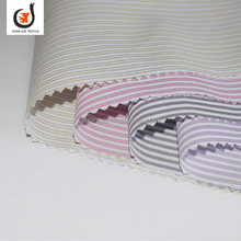 yarn dyed 100 percent cotton shirting poplin check fabric