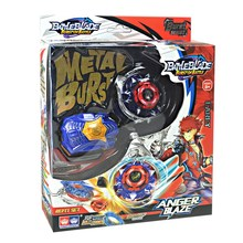 Wholesale cheap beyblades set battle metal burst top toys for kids EN71 CE approved