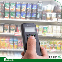 USB wireless scanner MS3398-L android pda barcode laser scanner with lanyard for Supermarket/Library