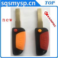 The new product car key blanks xianpai in zhejiang china