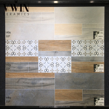 Wood ceramic tiles 12*36 inches bathroom wall tile ceramic milan prices