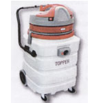 Topper 429 Industrial Wet & Dry Vacuum Cleaner (Double Motors)