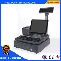 Bizsoft All in one cheap pos system for supermarket pos system