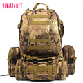 Outdoor travel military army hunting backpack double shoulder camo bagpack tactical backpack for hiking