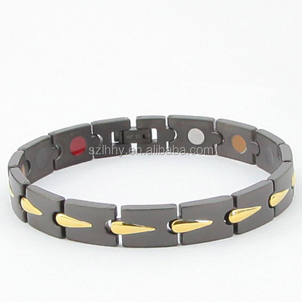 Mass Stock Womens 5 in 1 Far infrared Element Tennis Bracelet