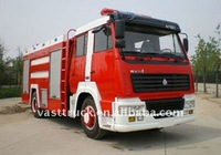 HOWO 4*2 Fire Truck /Fire Fighting Truck