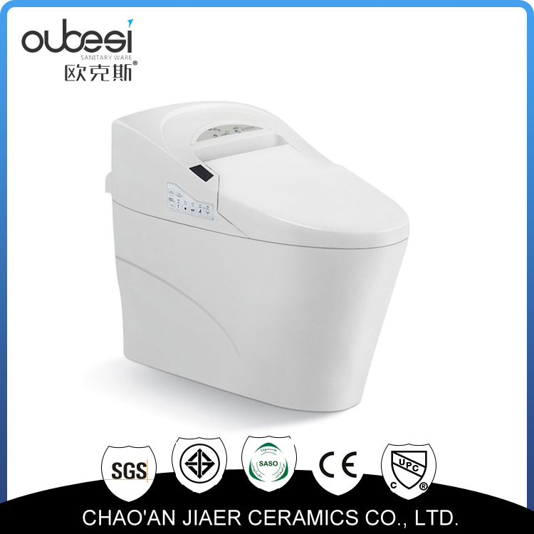 Chaozhou sanitary ware factory Automatic Wash Toilets
