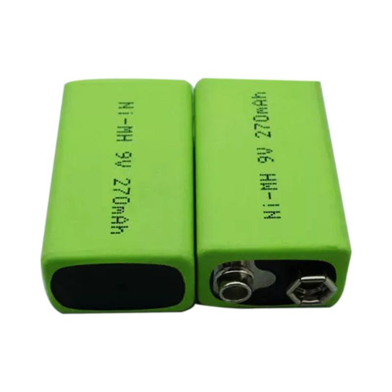 Ni-MH-Akku 9V für schnurlose Telefone, Funksprechgerät, Notlicht, R / C-Produkte, tragbare DVD, Digitalkamera, Elektrowerkzeuge - ANKUX Tech Co., Ltd