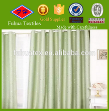 Free sample FH-31681 Thermal darkening hotel use curtains