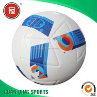 TPU Soccer Ball Size 5 Machine Sewn 32 Panels for Sale