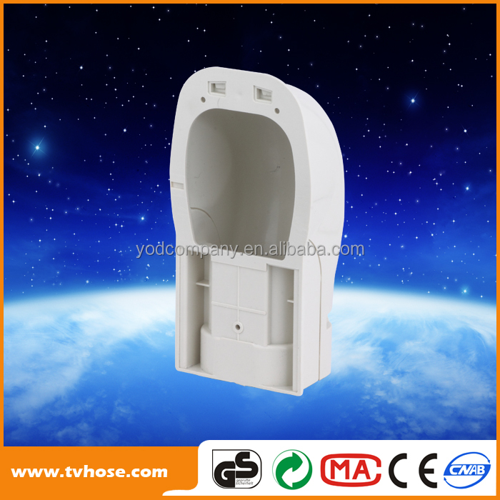 Ceiling Cap Plate Sturdy flexible ducting extractor fans bends ventilation split air conditioner cover