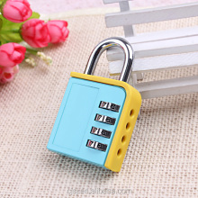 CH-009H 4 digits high security GYM combination club padlock