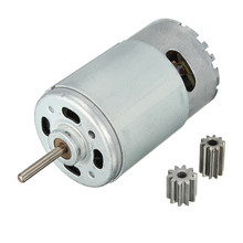DC Motor 12V 30000 RPM for Children Electric Car,RC Ride, Baby Car Electric Motor RS550 Gearbox <strong>10</strong> teeth Engine Hot Sale
