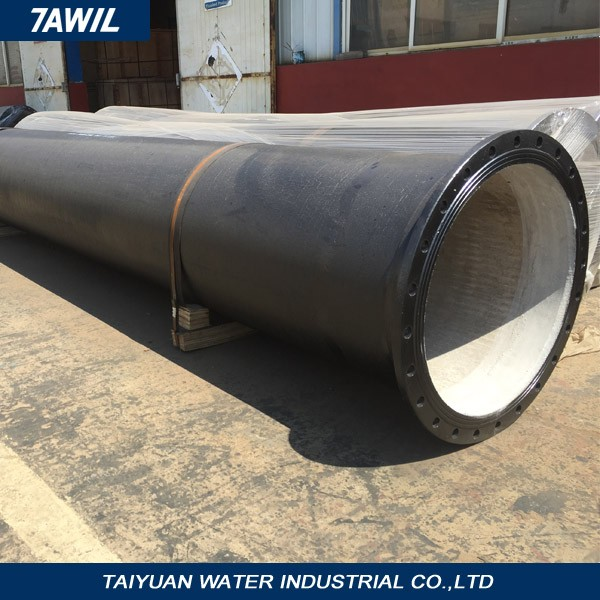 Epoxy coated ductile iron pipe 800mm,100mm, Dn300 Water Supply