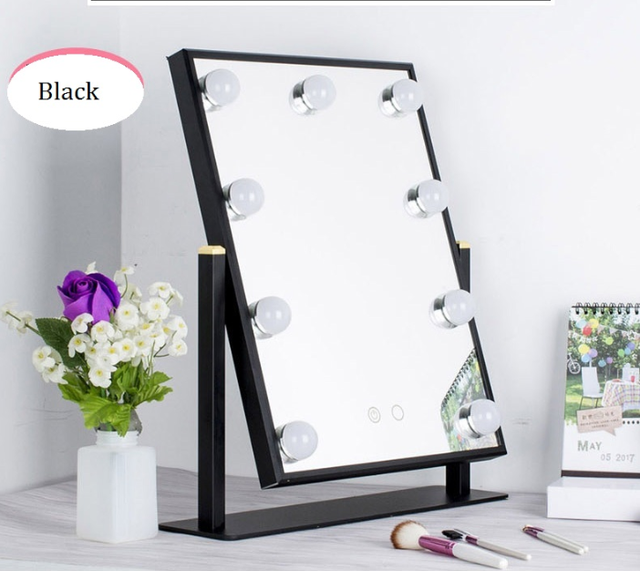Hollywood Led bulb makeup mirror Hollywood vanity mirror with LED lights