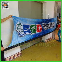outdoor advertising knife style flags, Knife flag for display