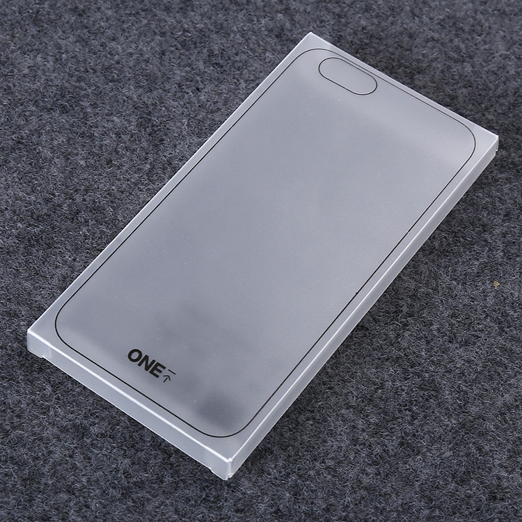 New Wholesale First Grade cell phone case slide blister packaging
