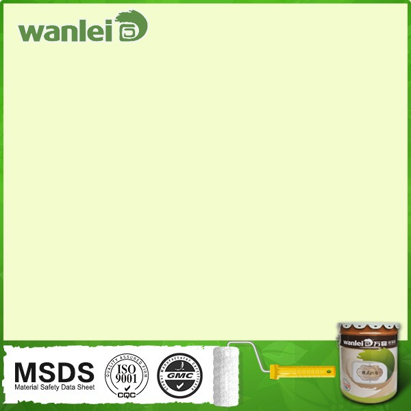 Good quality elastic outdoor wall latex paint