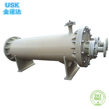 SUS316 shell and plastic tube heat exchanger