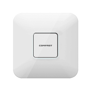 Wall-mounted 1750Mbps Access Point Dual Band Ceiling AP CF-E380AC Gigabit Ethernet POE Port Wifi Range Extender