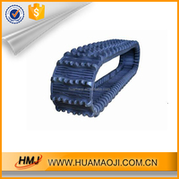 Rubber Track / Rubber Belt for Robot/ Wheelchair /Snowmobile/Small Vehicle