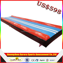 DWF,drop stitch fabric,drop-stich Material and gym mat Type Inflatable Air Track