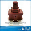 snap action push button micro switch screw push button switch 10a