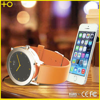 2015 Free OEM/ODM Classic Simple Design Bluetooth Smart Watch for Smart phones