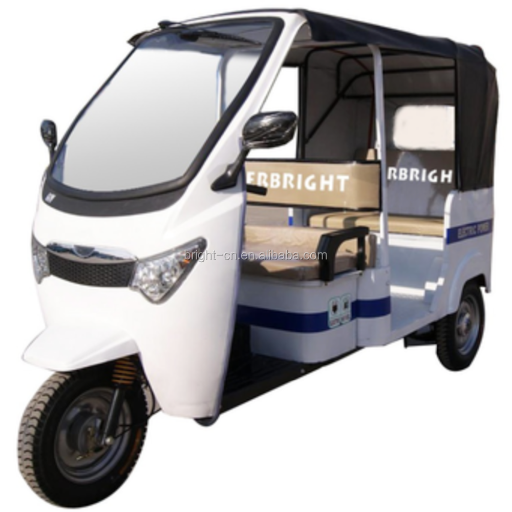 Chinese good quality electric auto rickshaw with cheap price