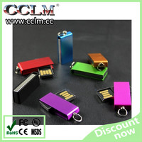Cheap colorful metal usb flash drive 1/2/4/6/8/16/32/64GB