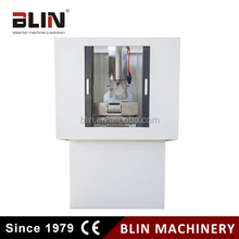 1 E100 Mini CNC Milling Machine 5 axis with Linear Guideway