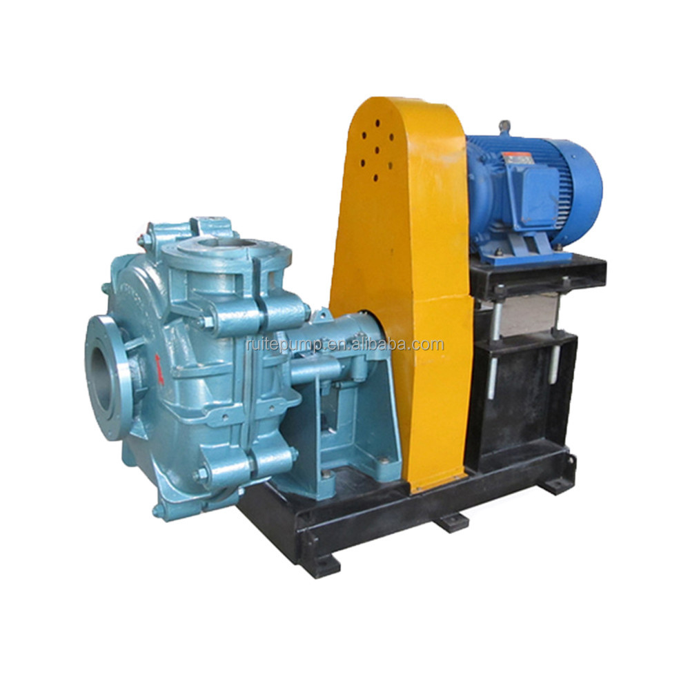 factory price dirt pump small slurry pump waterproof pump