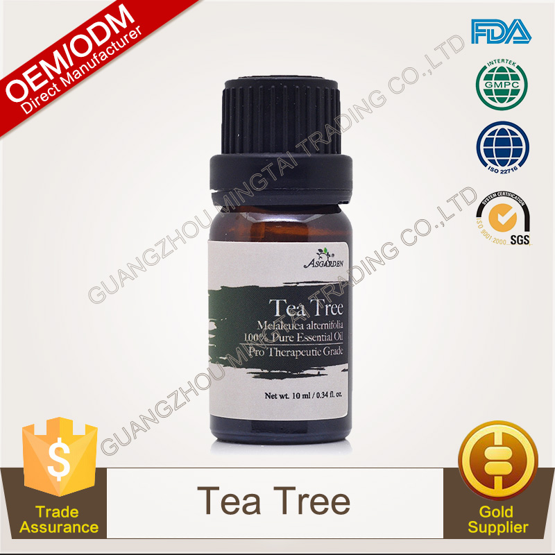 100% Pure Plants Extracts Tea Tree Essential Oil OEM/ODM Professional Supplier