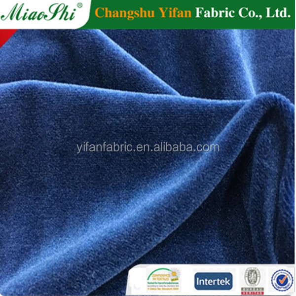 Wholesale Trendy Fashion Stone Jacquard High velour Fabric / Bright Red Color velour Upholstery Fabric