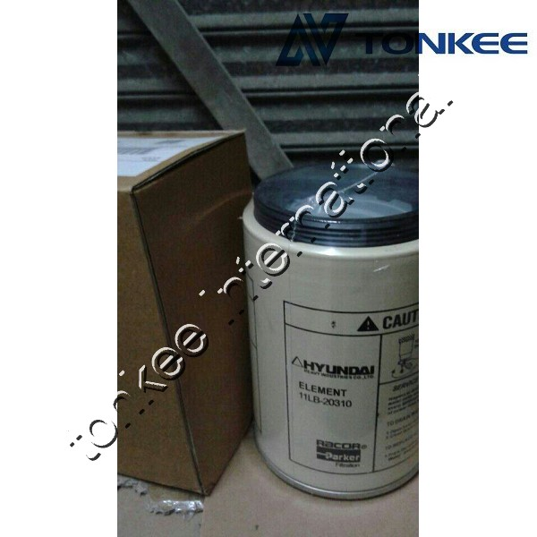 water separator for R290-7, parts number 11LB-20310