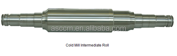 cold forged steel roller