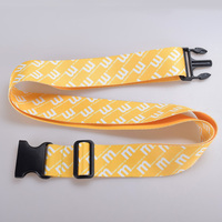 Most Popular Suitcase Strap Belt Lock Tsa Luggage Strap