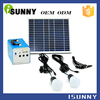 Environmentally friendly portable solar panel kit 100w