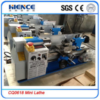 CQ0618 China hobby mini bench lathe for sale