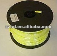yellow color copper pvc electric color code