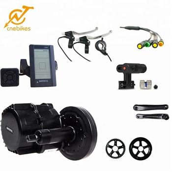 2 years warranty bafang 8fun 250w350w bbs01 mid center drive motor electric bike kit