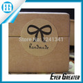 Custom Label, kraft paper label tags