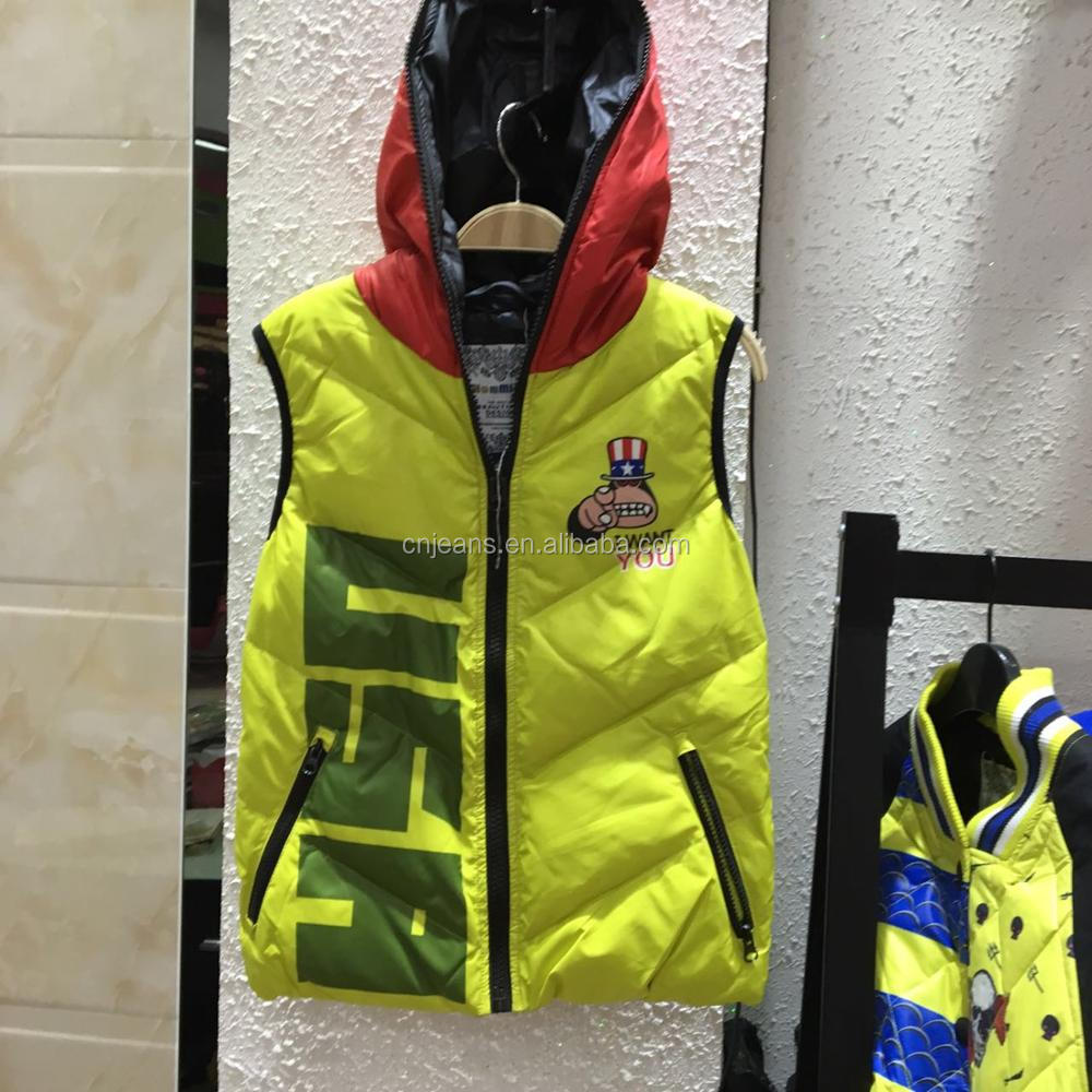 GZY jacket coats boys coats children winter coats